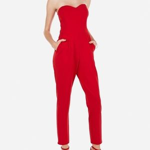 Express jumpsuit, worn once! Looks brand new.